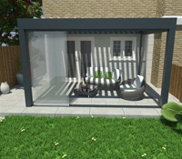 Garden Room Configuration 1