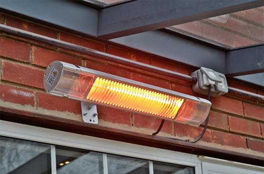 veranda heaters