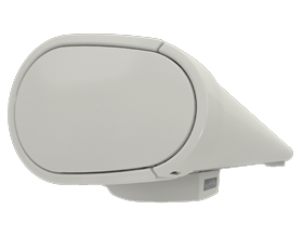 Compact endcaps