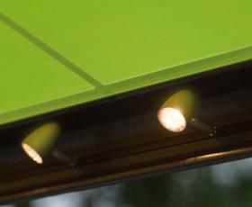 lighting verandas