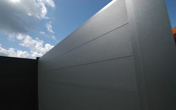 Aluminium Wall