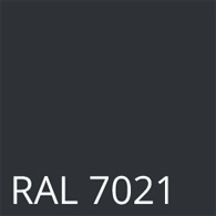 RAL 7021