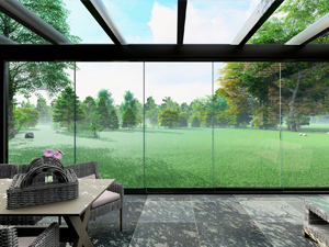 Panorama Sunroom
