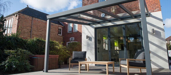 Glass & Polycarbonate Verandas