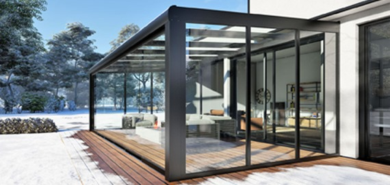Black Vogue Garden Room