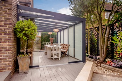 Panorama+ Garden Room