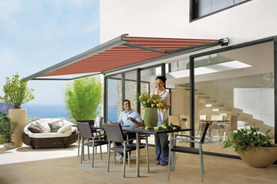 Compact Awning