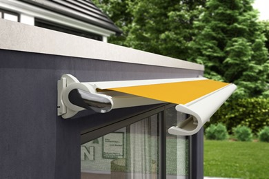Compact Awning Detailing