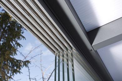 Detailing Glass Sliding Walls
