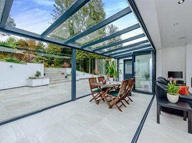 Panorama Garden Room