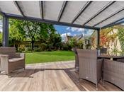 Anthracite Grey Panorama+ Garden Room