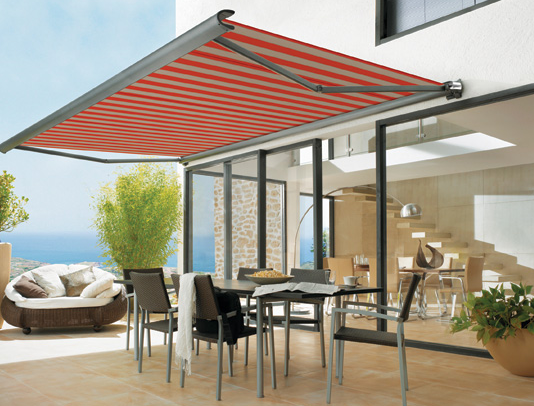 Awning Outdoor Living Structure