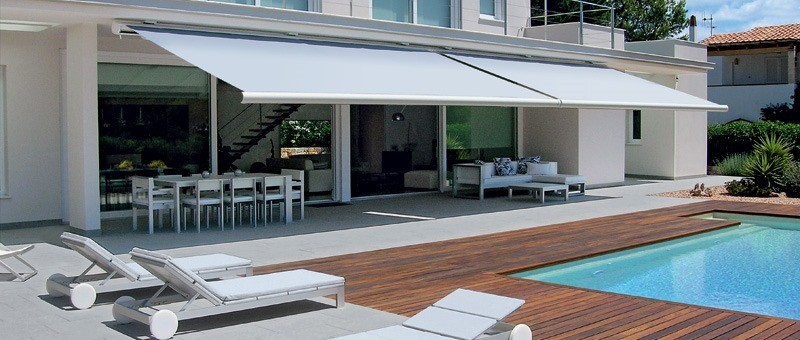 Elite Awning Outdoor Living Structure