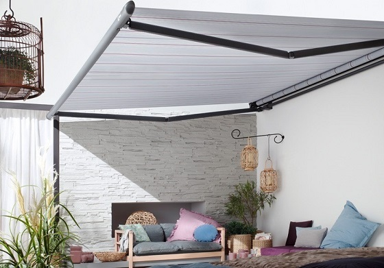 Lite Awning Outdoor Structure