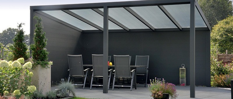 Serentiy Outdoor Living Structure