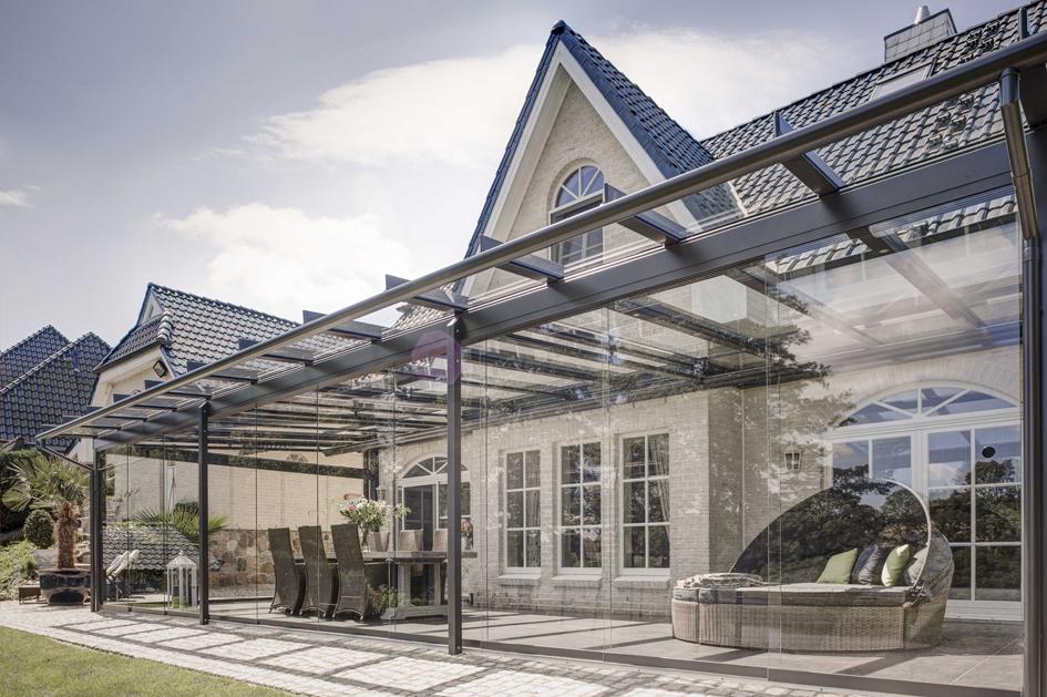 Enjoy Your Garden With Solarlux Atrium Garden Rooms