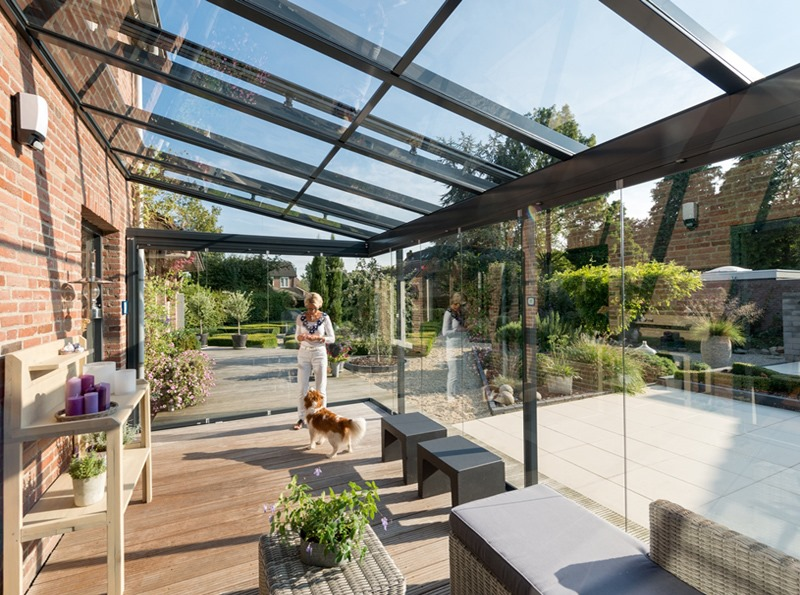 Polycarbonate vs Glass Roofs