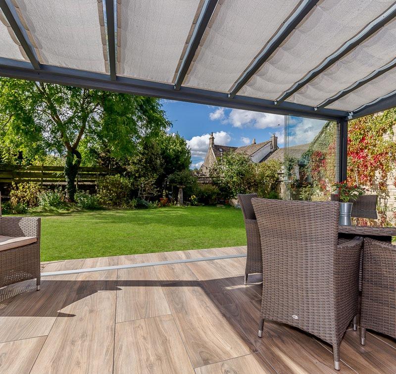 Garden lounge idea