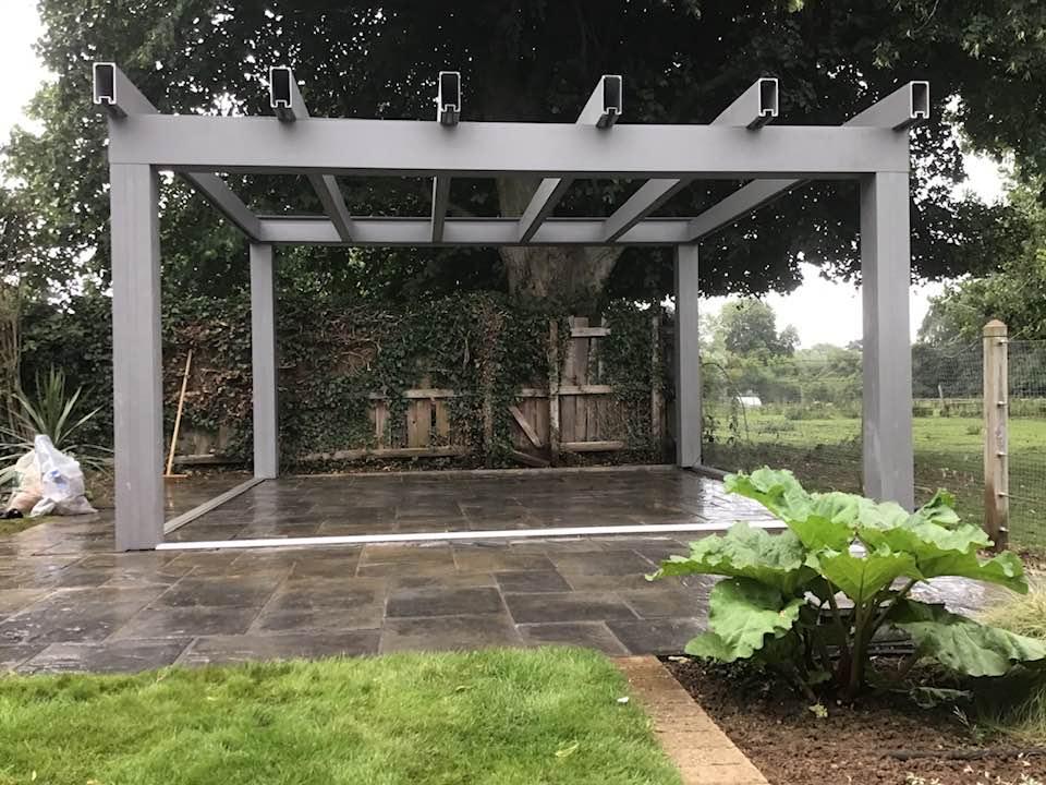 Veranda structure